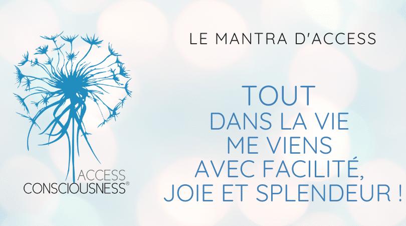 LE MANTRA ACCESS