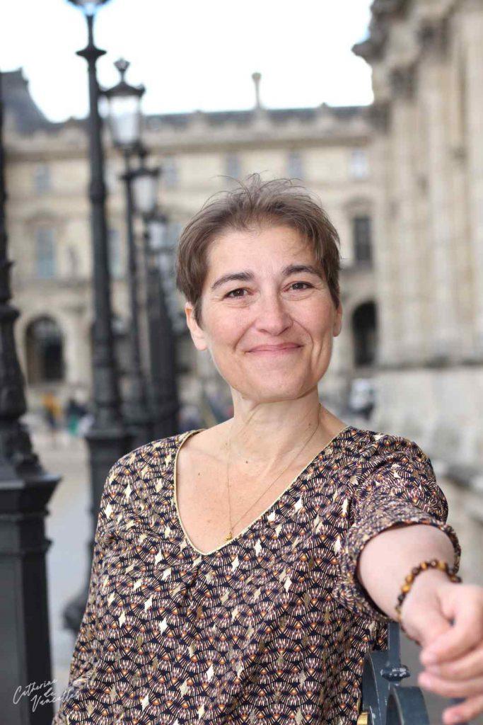 Alexandra Pérol - argent et activité professionnelle